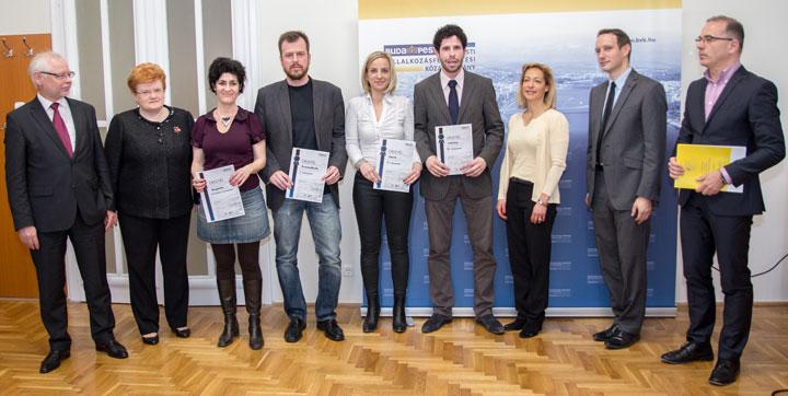 3-Be-Smart-díjátadó
