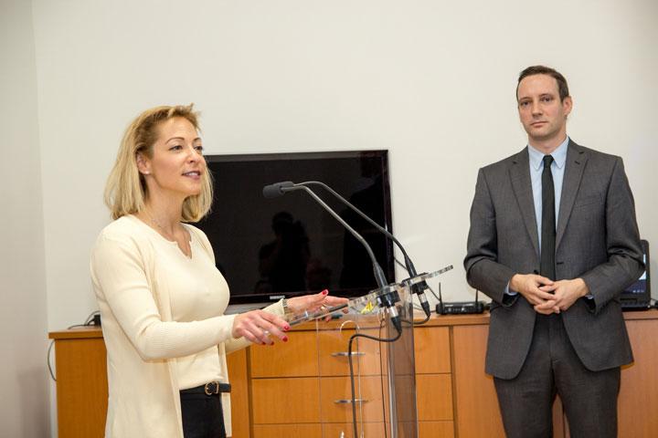 Lilian Shaked, igazgatósági tag, Izraeli-Magyar Kereskedelmi- és Iparkamara