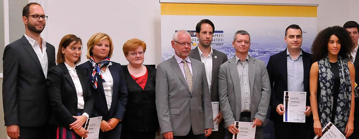 Nemzetközi innovációs fórumokon mutatkozhatnak be a 4. BE SMART verseny győztesei